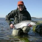 fishing in Gotland